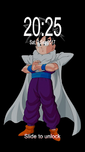 Download Gohan Son Fan Anime Lock Screen Wallpaper 13 APK