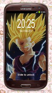 Download Gohan Son (孫 悟飯) Fan Anime Lock Screen Wallpaper 1.3 APK
