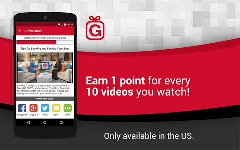 Download GrabPoints - Free Gift Cards 1.57 APK
