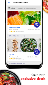 Download Grubhub: Local Food Delivery 7.16 APK