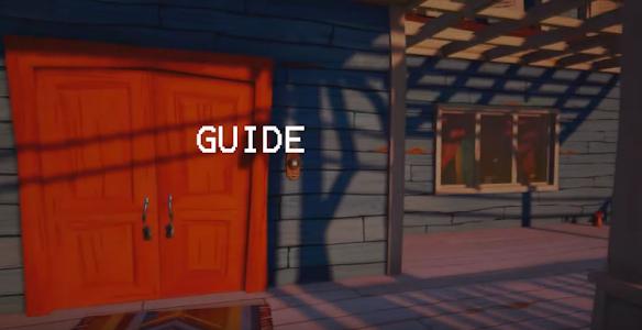 screenshot of Guide For Hello Neighbor ! version 2