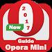 Download Guide For Opera Mini 2017 2.0 APK