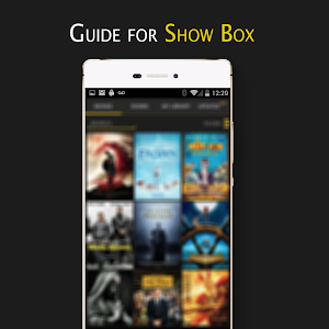 Download Guide for Show Movie Box HD 1.0 APK