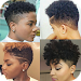 Download Hair cut for black women - Short hair styles 1.1.8.0 APK