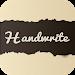 Free Font - Handwrite font