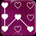 Download Heart Pattern Lock Screen 2.4 APK