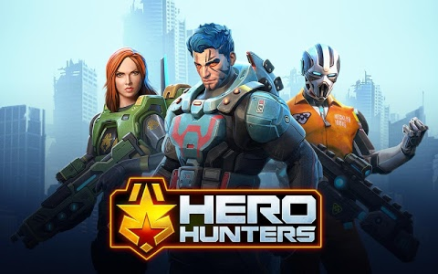Download Hero Hunters 1.9 APK