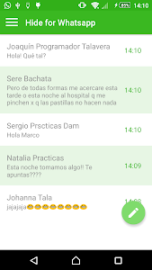 Download Hide for Whats APP 1.2.9 APK