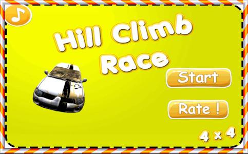 screenshot of Hill Climb Race 3D 4x4 version 1.1