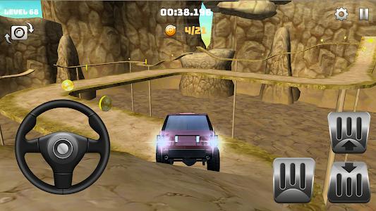 screenshot of Mountain Climb 4x4 : Offroad Car Drive version 6.2