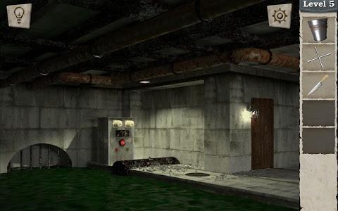 screenshot of Horror Escape version 1.1