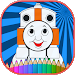 Download How to color Thomas and Friends coloring game 2017 1.2 APK