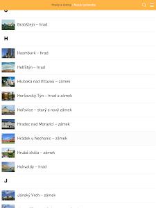 Download Hrady a zámky, Maxův průvodce  APK