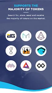 screenshot of Infinito Wallet - Leading Universal Wallet version 1.16.1