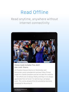 screenshot of Inshorts - 60 words News summary version 4.5.11