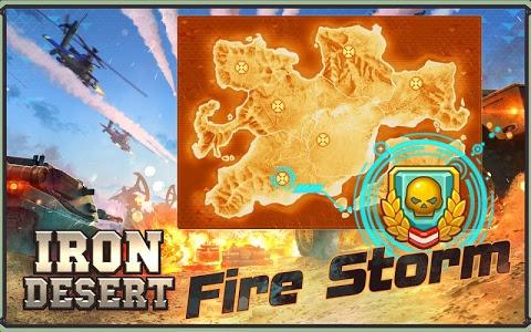 Download Iron Desert - Fire Storm 6.3 APK