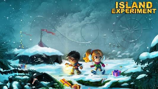 screenshot of Island Experiment version 4.0220