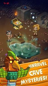 screenshot of Island Experiment version 4.0267
