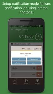 Download Prayer times, Qiblah, Adzan 1.6.0 APK