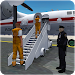 Jail Criminals Transport Plane - Police Plane Game