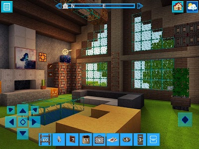 Download JurassicCraft: Free Block Build & Survival Craft 3.2.1 APK