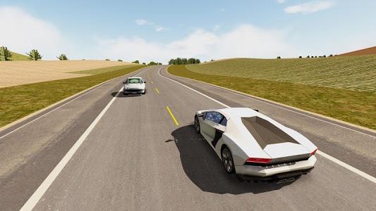 screenshot of Just Drive Simulator version 1.5