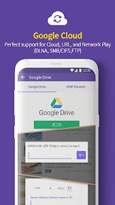 screenshot of PRO-Video player KM, HD 4K Perfect Player-MOV, AVI version 2.3.4
