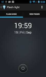 Download LED Flashlight + Clock App flashlight.1.00.14_09_20 APK