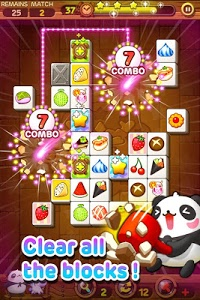 screenshot of LINE Puzzle TanTan version 2.1.1