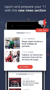 Download LaLiga Fantasy MARCA️ 2019 ⚽️ Football Manager 4.0.8 APK