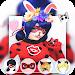 Download Ladybug Stickers & Snap Selfie 11.5.1 APK