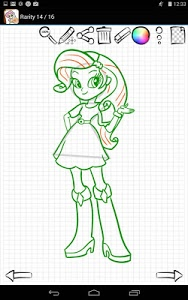 Download Learn to Draw Equestria Girls 1.03 APK