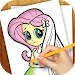 Learn to Draw Equestria Girls