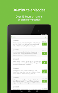 Download LearnEnglish Podcasts - Free English listening 3.8.0 APK