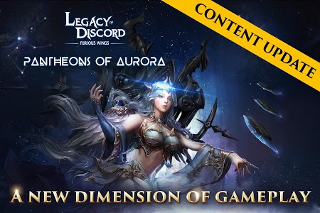 screenshot of Legacy of Discord-FuriousWings version 2.2.2