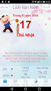 Download Lich Van Nien 2018 3.9.3 APK