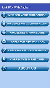 Download Link PAN Card With Aadhar 1.5 APK