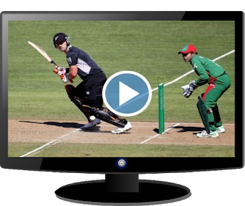 screenshot of Live Cricket TV version 2.0