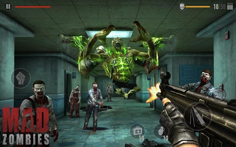Download MAD ZOMBIES : Offline Zombie Games 5.8.0 APK