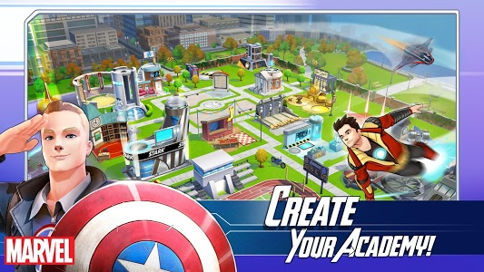 Download MARVEL Avengers Academy 2.12.0 APK