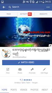 Download MM Football Live 1.4 APK