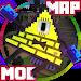 Download Map & Mod Gravity Falls for MCPE 1.0 APK