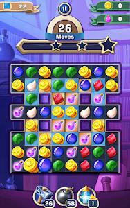 screenshot of Matchland Quest version 1.4.6