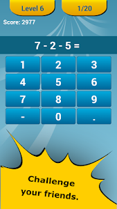 Download Math Challenge - Brain Workout  APK