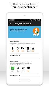 screenshot of Mon Réseau version 6.2.0