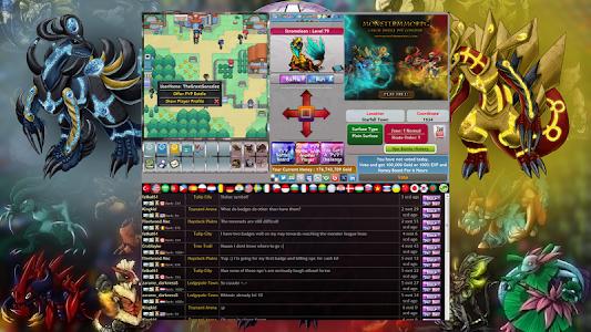 Download MonsterMMORPG For Pokemon Fans 1.5 APK