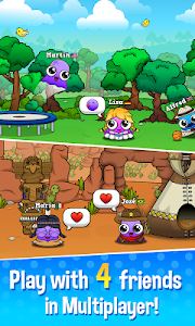 screenshot of Moy 5 - Virtual Pet Game version 1.46
