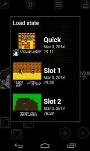screenshot of My OldBoy! - GBC Emulator version 1.2.0