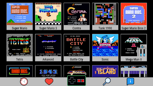 Download NES Emulator - Arcade Classic Game 2.1a APK