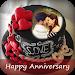 Download Name Photo On Anniversary Cake 2.0 APK